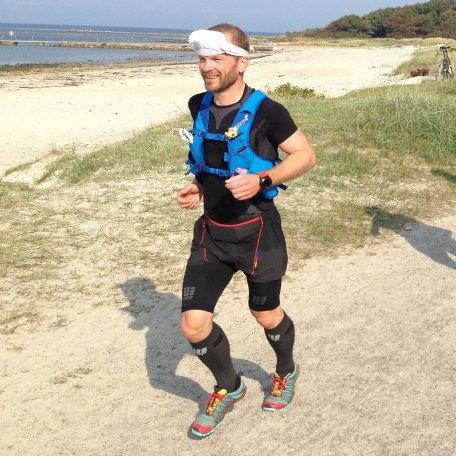 På langtur i Sverige med CEP Run Merino på fødderne.