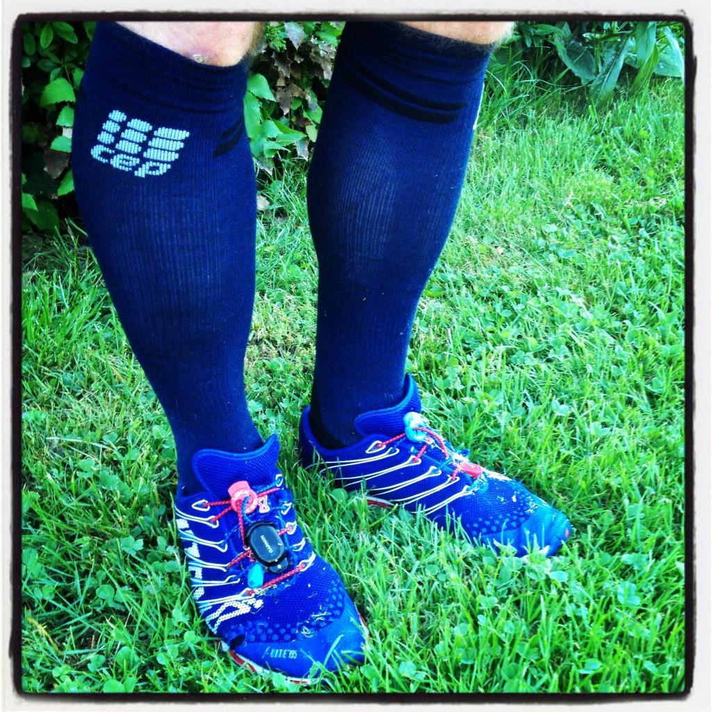 CEP Run Merino Socks