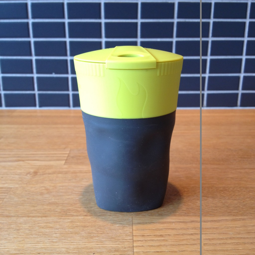 Light My Fire har altid haft en innovativ tilgang til produktudvikling, her Pack-up-Cup.