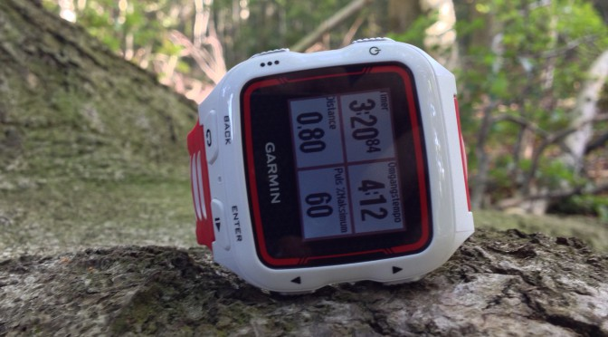 Garmin Forerunner 920XT hands-on preview