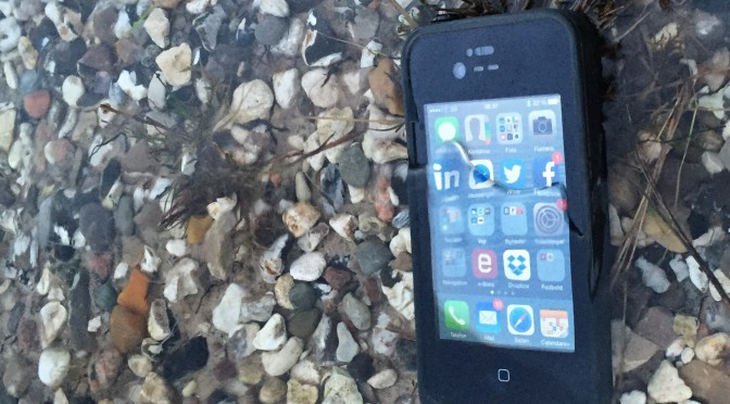 Lifeproof frē cover til iPhone 4(S) – anmeldelse