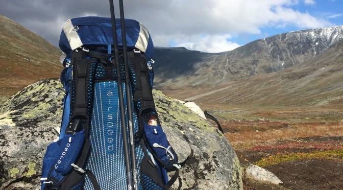 Anmeldelse af Osprey Exos 48 – letvægts vandrerygsæk