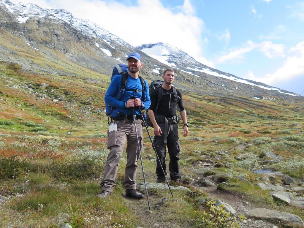 To gange Osprey i Visdalen på Jotunheimen. Foto: Niels Overgaard Blok
