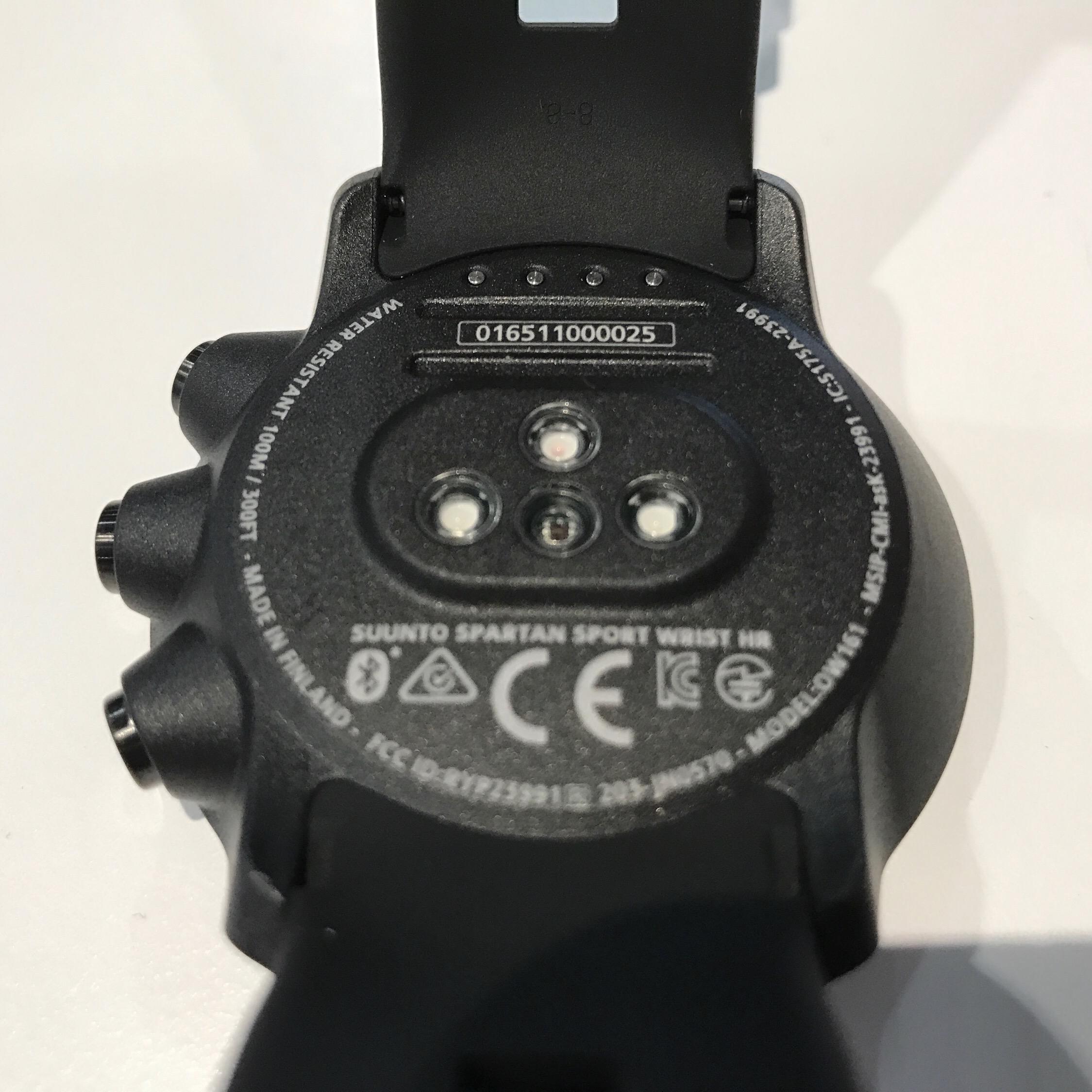Suunto Spartan Sport Wrist HR - billede fra pulsure.dk