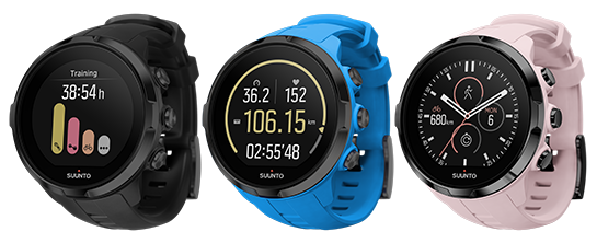Suunto lancerer optisk pulsmåling med Spartan Sport Wrist HR