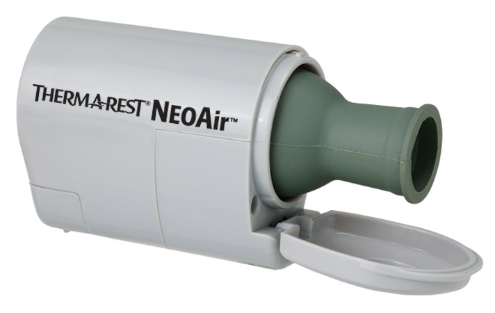 9 tips til at vælge liggeunderlag - NeoAir® Mini Pump