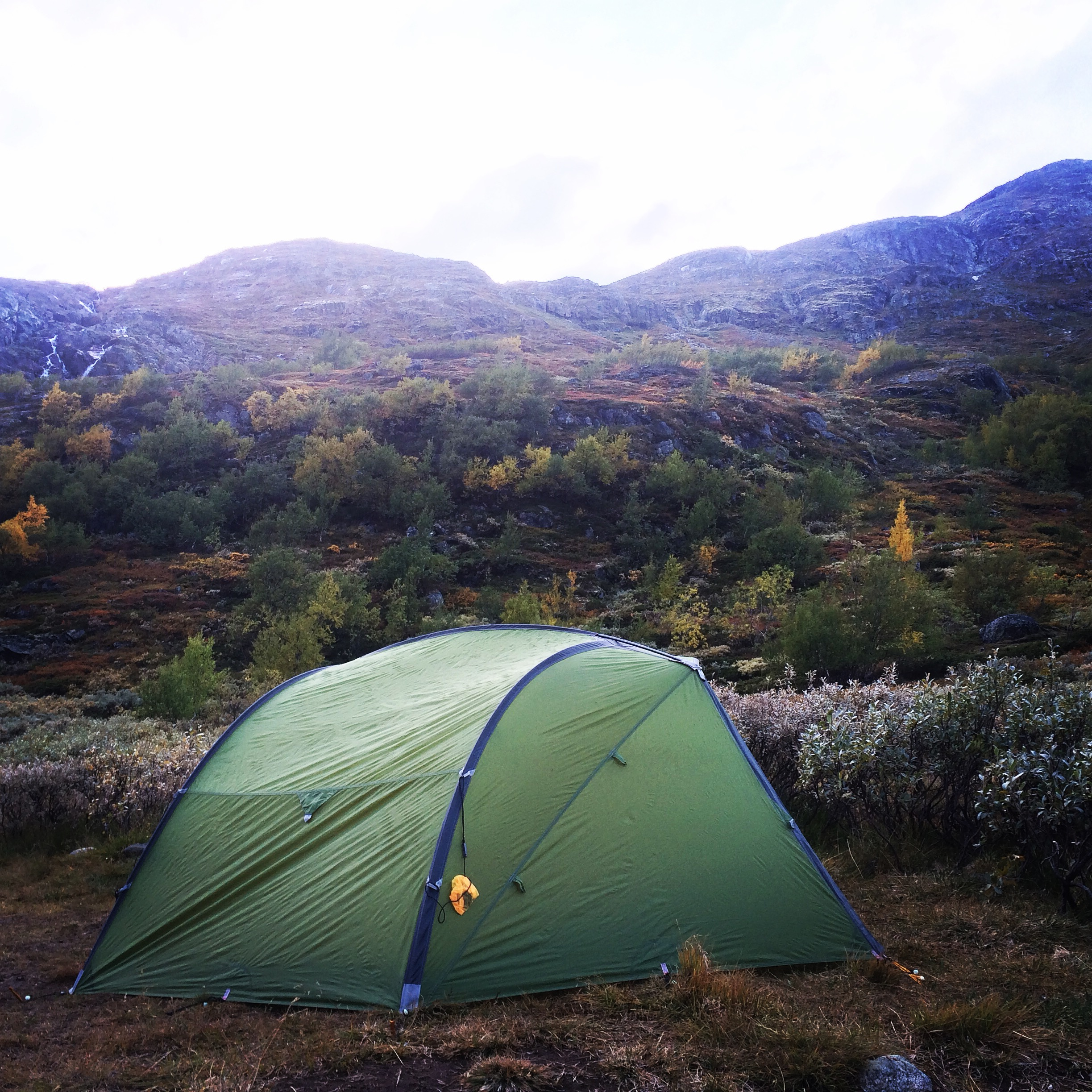 5 tips til at forlænge dit telts levetid