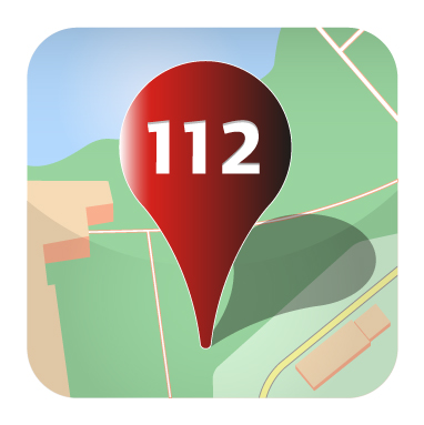 112 app til både Android og iPhone