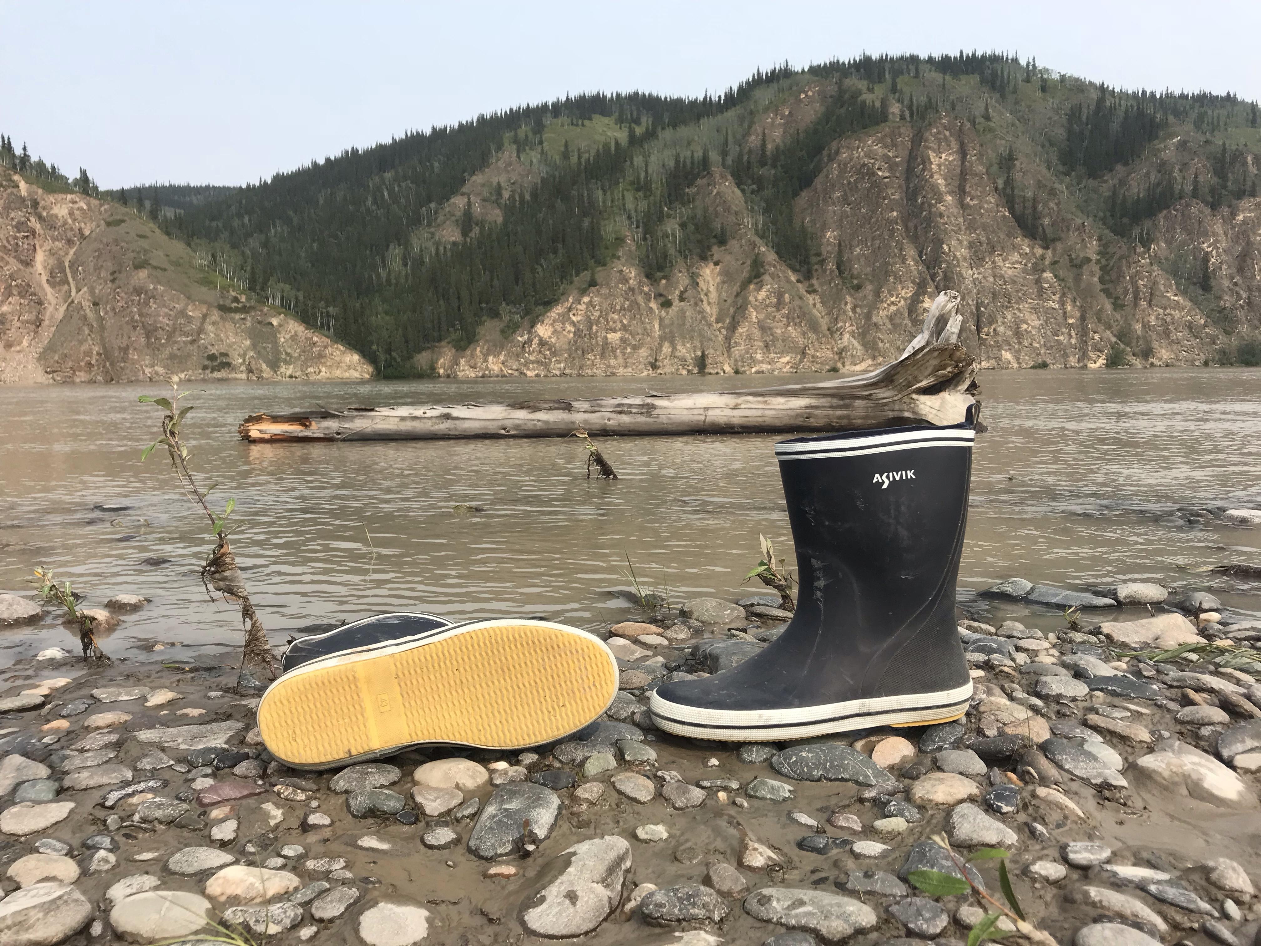 Efterstræbte Asivik gummistøvler - anmeldelse - UtmedKnut ST-85
