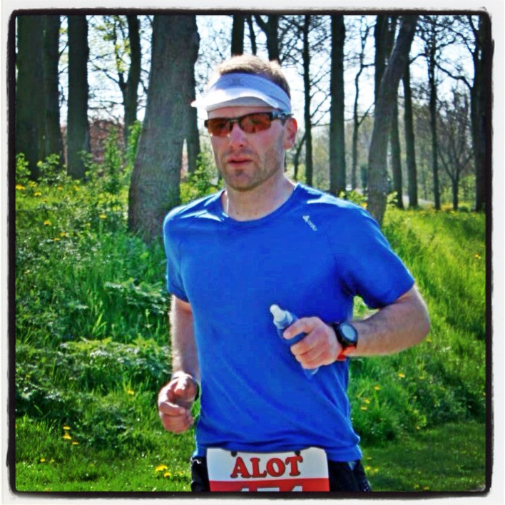Fra Copenhagen Ultramarathon 50K med næsten igen vind.