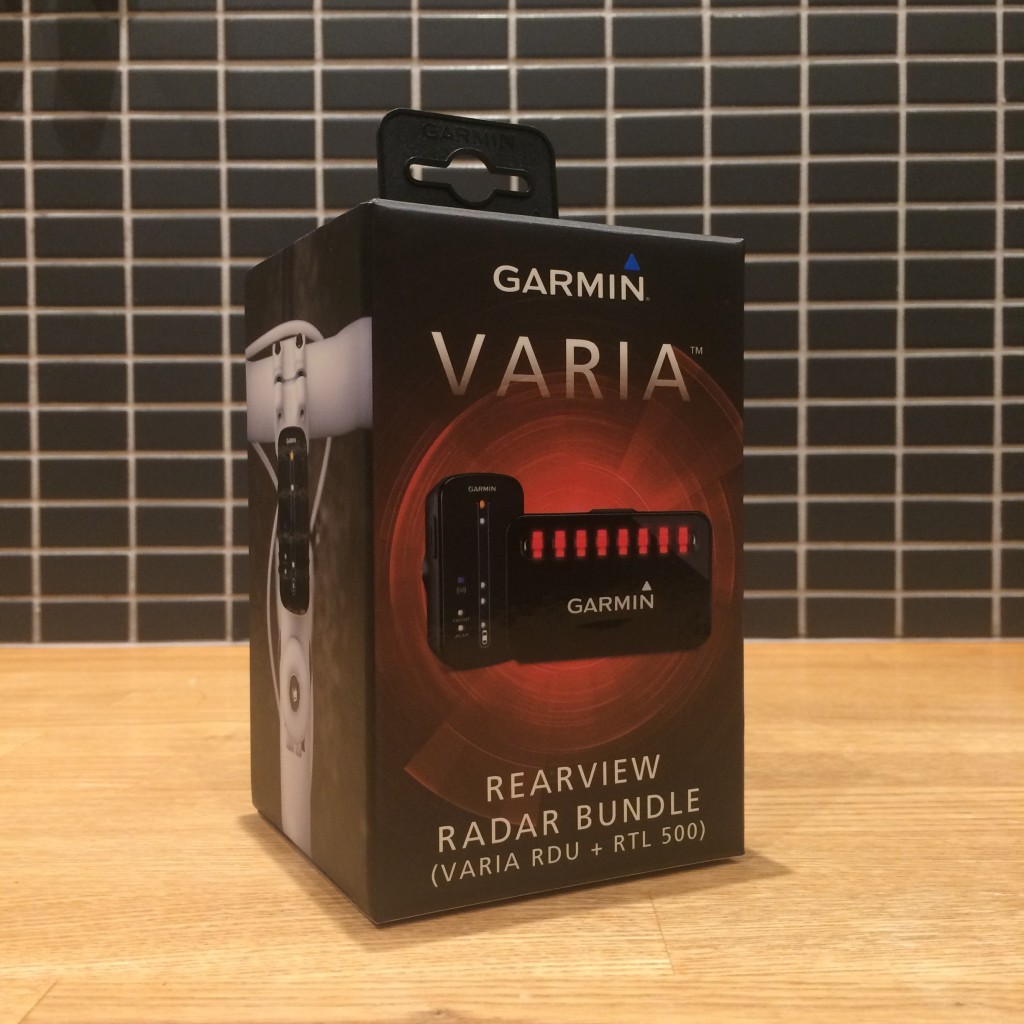 Garmin Varia Rearview Radar Bundle