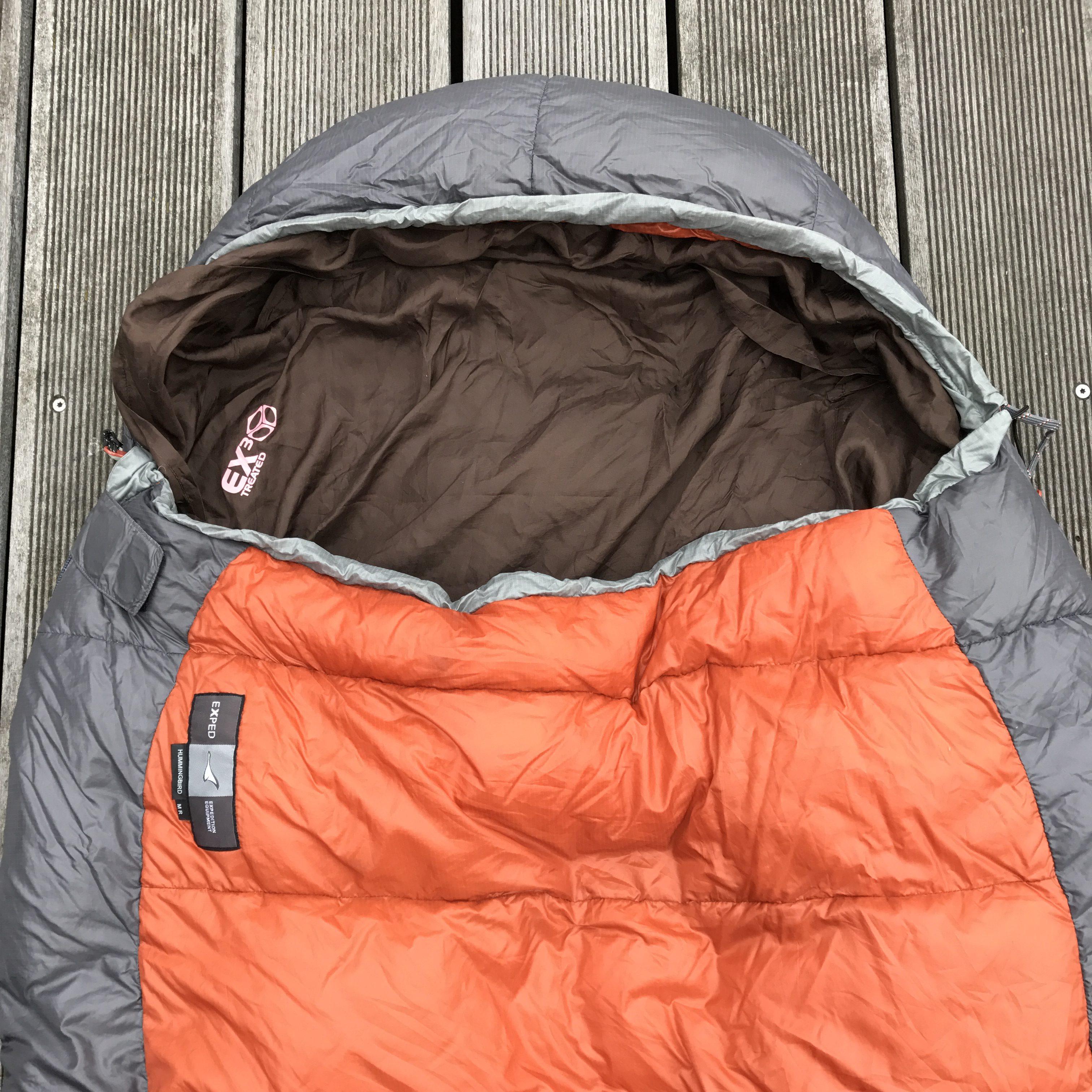 Opbevaring af din sovepose - brug lagenpose for at skåne soveposen og undgå vask.