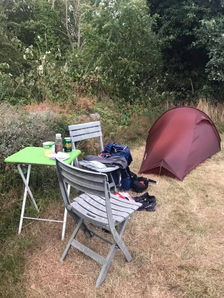 Brug min baghave - Bornholm Rundt sommer 2019 - Pias historie
