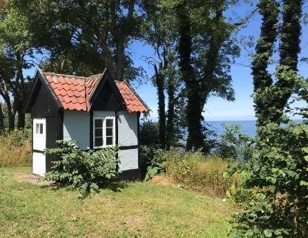 Bornholm Rundt sommer 2019 - Pias historie